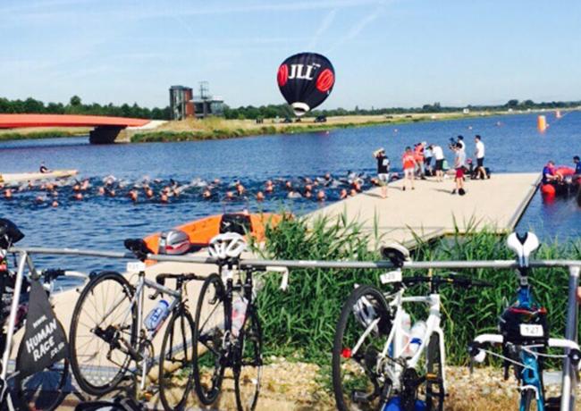 The 2015 JLL Property Triathlon