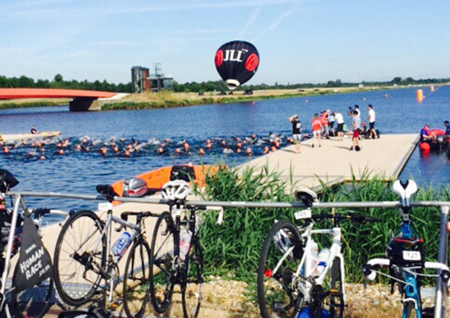 The 2015 JLL Property Triathlon